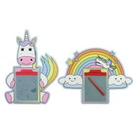 Lavagna Unicorno