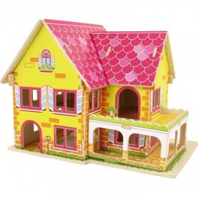 Puzzle House 3D