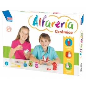Gioco di ceramica per bambini