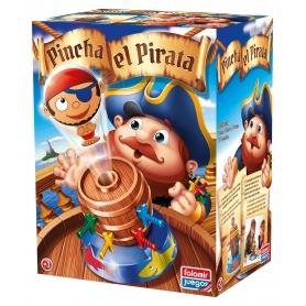 Fai clic sul pirata