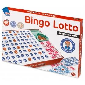 Bingo Lotto Board Game