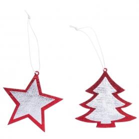 Pack di ornamenti natalizi