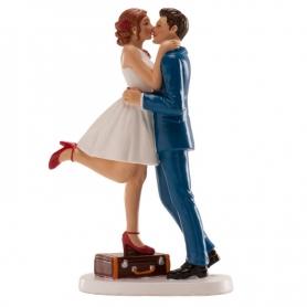 Figura viaggio fidanzati