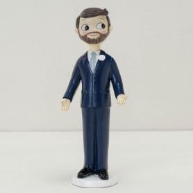 Bambola da matrimonio uomo
