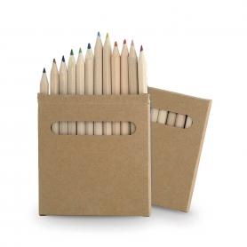 Scatola di matite per ragazzi