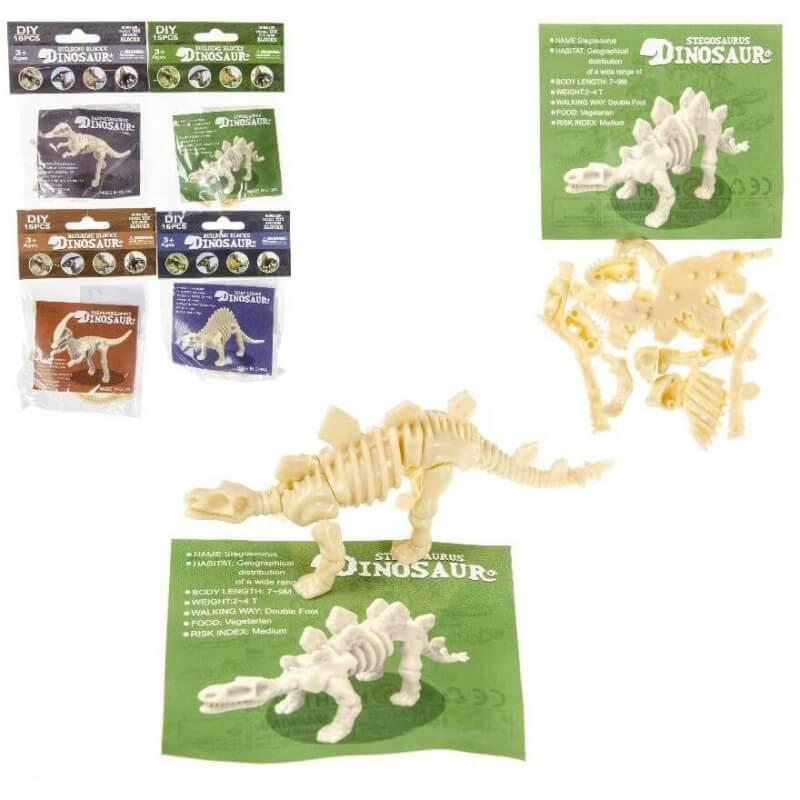 Puzzle di dinosauri