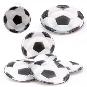 Confezione di piatti da calcio