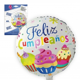 Palloncino di buon compleanno