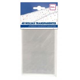 Confezione sacchetti trasparenti