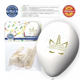 Confezione di palloncini di unicorno