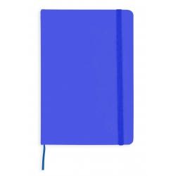 Blocco note blu