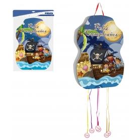Compleanno dei pirati Pinata