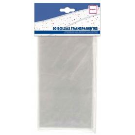Confezione di sacchetti di caramelle trasparenti