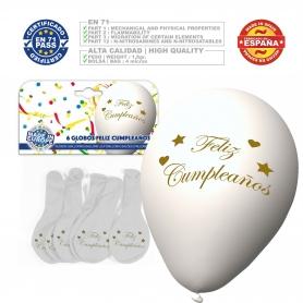 Confezione di palloncini di compleanno