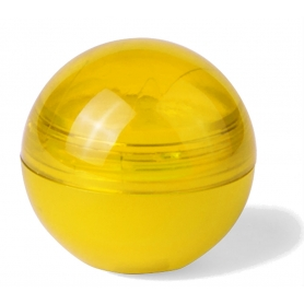 Balsamo per le labbra giallo
