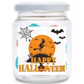 Vaso di dolci di Halloween