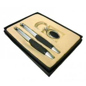 Set portachiavi penna ideale per uomo