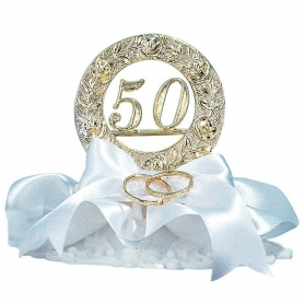 Figura Wedding Alliance Gold Wedding