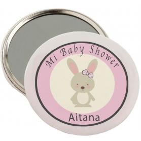 Specchio per baby shower