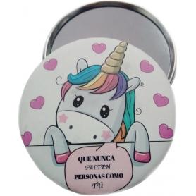 Specchio unicorno