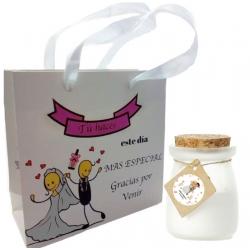 Matrimonio di candele