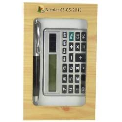 Calcolatrice penna