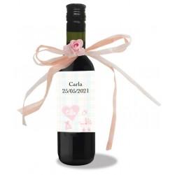 Battesimo del regalo del vino