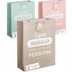 Sacchetti di carta regalo personalizzati