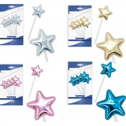 Pacchetto Star Toppers
