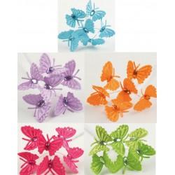 Ramo di farfalla per i dettagli