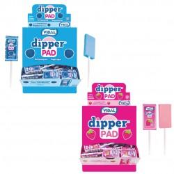 Dipper pad