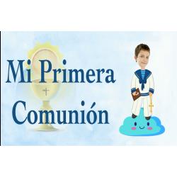 Video invito ragazzo comunione