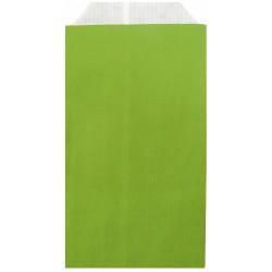 Busta in carta kraft verde