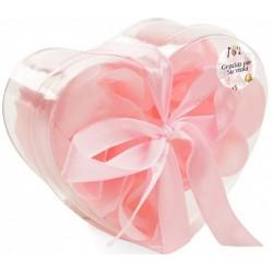 Sapone rosa personalizzato per le imprese