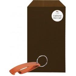 Portachiavi apri con busta business personalizzata