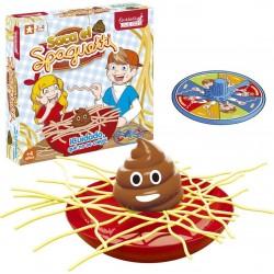 Divertente gioco da tavolo Prendi gli spaghetti