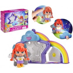 Pinypon Doll Famous Magic Star