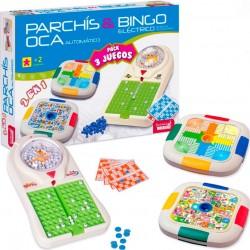 Fun Set 3 giochi da tavolo per bambini