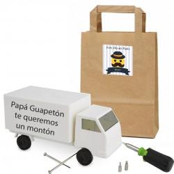 Kit di attrezzi personalizzato per regalo per la festa...