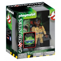 Playmobil W. Zeddemore Unlimited Collection Figure