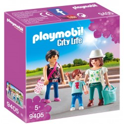 Playmobil Box Woman with Children