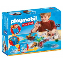 Playmobil Play Map Pirates with Accessories