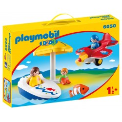 1.2.3 Playmobil Vacation Fun
