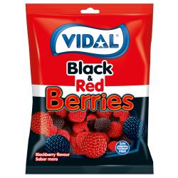 Borsa Gummies Blackberry