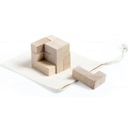 Gioco di abilità in legno con borsa di presentazione