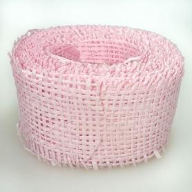 Nastro a griglia rosa
