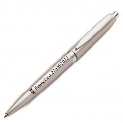 Penna personalizzata con adesivo per la laurea
