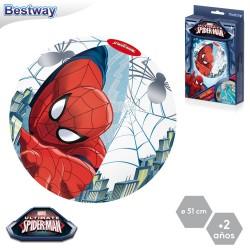 Pallone '' Spiderman '' 51 cm