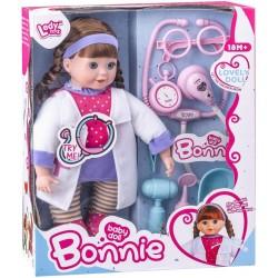 Bambola Bonnie Dottore con Suono e Accessori