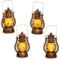 Lanterna con luce 4 / c 8 x 6 x 12 cm